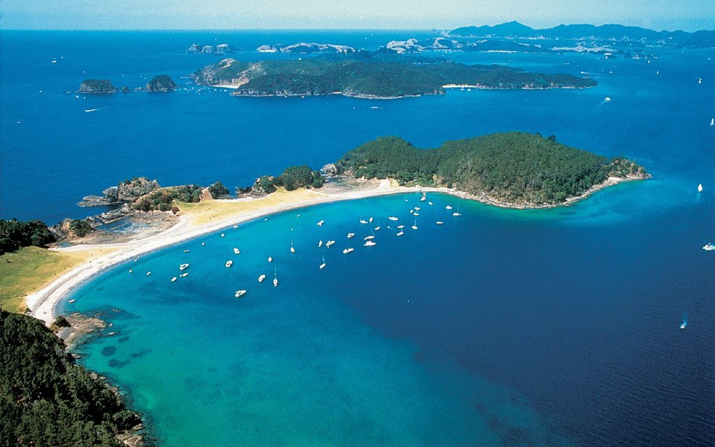 خليج الجزر | Bay of Islands - Whangarei